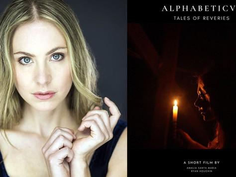 Amalia Santa Maria Talks About Alphabeticvs And Filmmaking