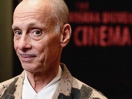John Waters Designs Boldly Retro New York Film Festival Poster