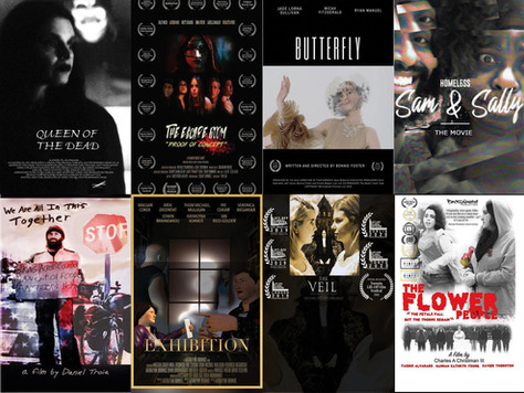 Toronto Film Magazine Winners