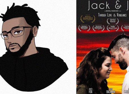An Interview with Jamal Rashad About Jack and Jill