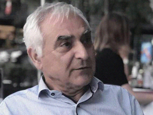 Interview With MamadHaghighat - Reflections On Modern Iranian Cinema (Part 1)