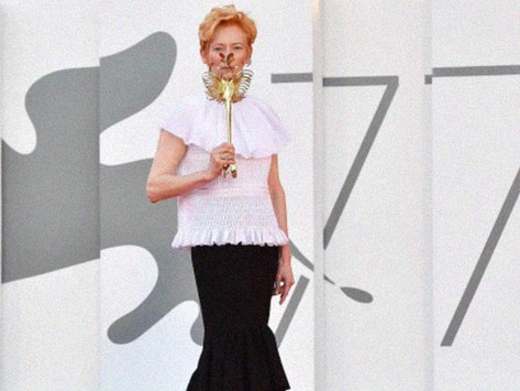 The Best Looks From the 2020 Venice Film Festival