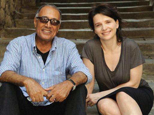"Juliette Binoche: ""I Really Miss Kiarostami"""
