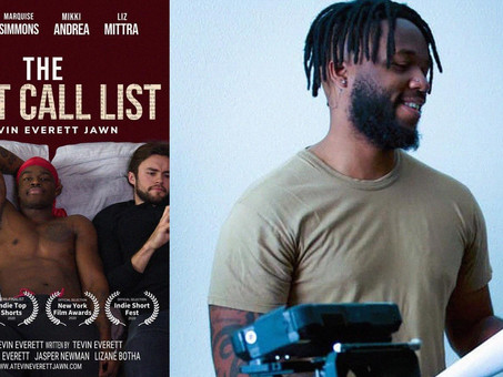 Tevin Everett Talks About Don't Call List