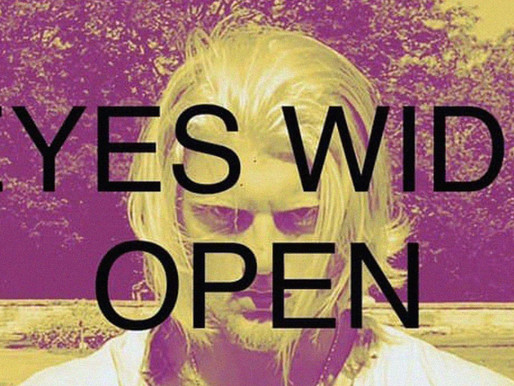 Eddie Allegretti Talks About EYES WIDE OPEN