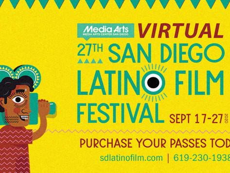 27th Virtual San Diego Latino Film Festival!