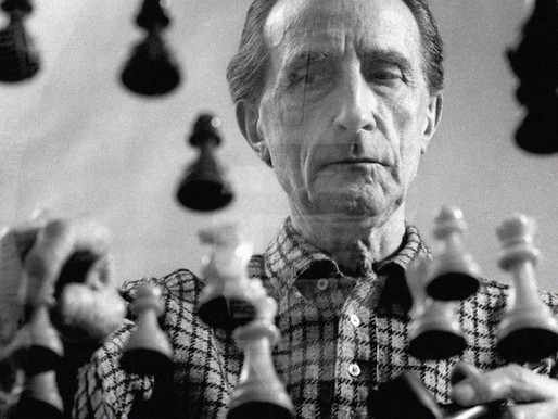 The Art Of The Possible: Marcel Duchamp (2019)