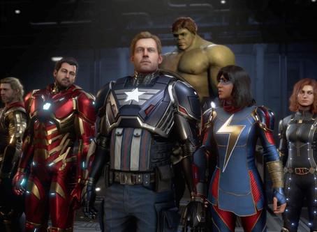 مبيعات لعبة Marvel's Avengers