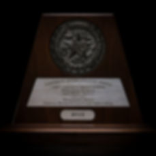2016 UIL Sweepstakes Award