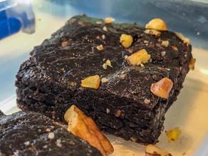 Dr Greger's Fudgy No Bake Brownies