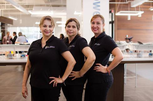 Que Delicias Team