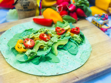 Spinach Wrap