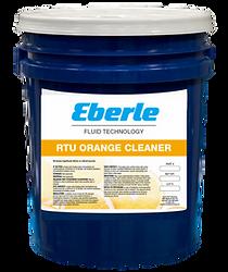 Eberle Fluid Technology | RTU ORANGE CLEANER