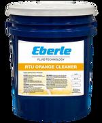 Eberle Fluid Technology RTU ORANGE CLEANER 5 GALLON PAIL
