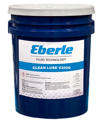 Eberle Fluid Technology CLEAN LUBE V2000 5 GALLON PAIL