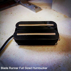 Blade Runner humbucker pickup House Of Tone Pickups