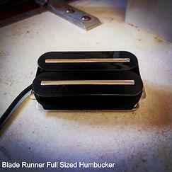 Blade Runner humbucker pickup House Of Tone Pickups