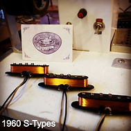 Strat pickups stratocaster House Of Tone