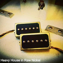 humbucker sized p90 p94 heavy house house of tone pickups
