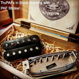 TruPAF PAF humbuckers House Of Tone Pickups