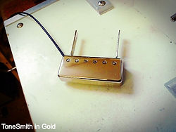 Mini humbucker ToneSmith Johnny Smith style House Of Tone Pickups