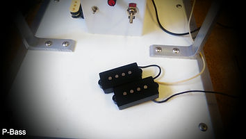 P Bass pickup House Of Tone Pickups