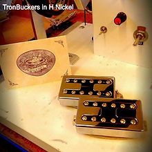 Tronbuckers Filtertron style pickups House Of Tone Pickups