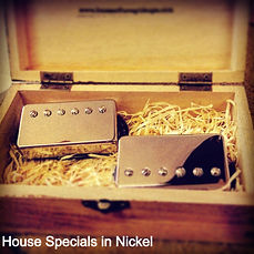 Humbuckers house special house of tone pickups