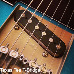Telecaster bridge pickup house of tone pickups