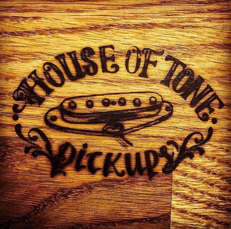House Of Tone Pickups, Chester UK on