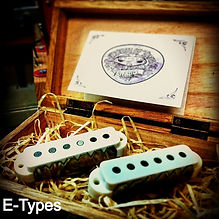 Jaguar pickups E-Types house of tone pickups