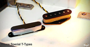Telecaster pickups house special House Of Tone Pickups