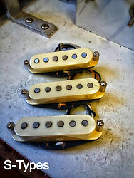 Strat Stratocaster Pickups House Of Tone Pickups