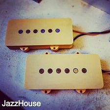 jazzmaster pickups jazzhouse house of tone pickups