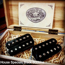 House Special humbuckers House Of Tone Pickups
