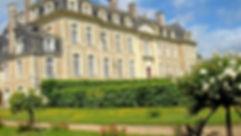 le chateau de Magnanne à Ménil