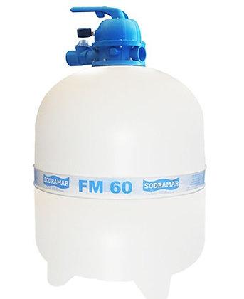 Filtro de Piscina FM-60 Sodramar