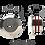 Thumbnail: Dispositivo nivelador em Inox Redondo THOLZ