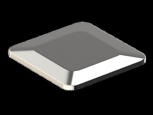 Dispositivo Dreno de Fundo Quadrado 60mm em Inox THOLZ
