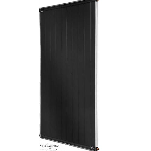 Coletor Solar 1,0x2,0m Inox Komeco