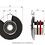 Thumbnail: Dispositivo de Retorno Ajustável em Inox Redondo THOLZ