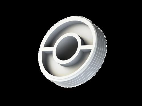 Adaptador de refletor em dispositivos de aspiração THOLZ
