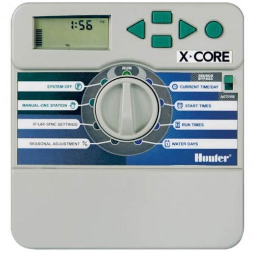 Controlador X-Core 601 Interno 6 Setores 230V HUNTER