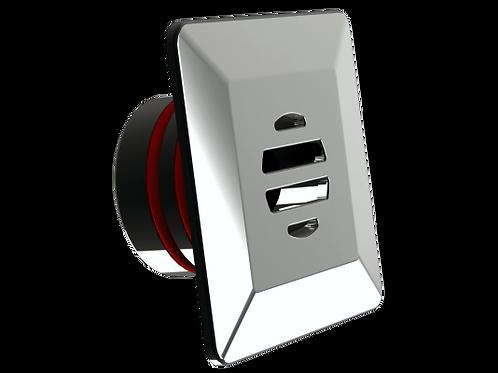 Dispositivo nivelador em Inox Quadrado THOLZ