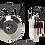 Thumbnail: Dispositivo de aspiração em Inox Redondo THOLZ