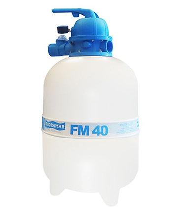 Filtro de Piscina FM-40 Sodramar