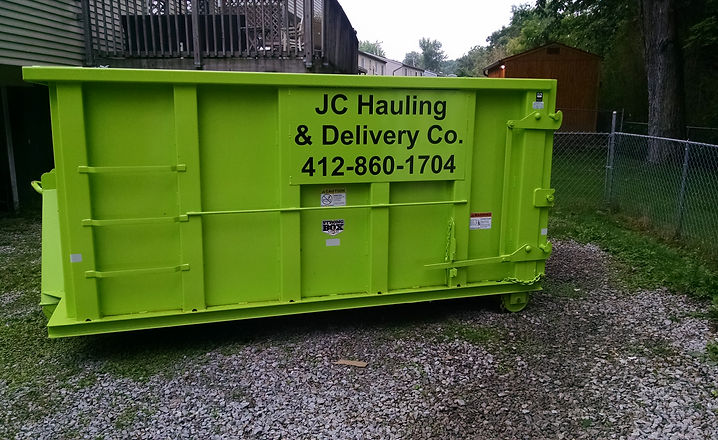 J.C. Hauling & Delivery Co.