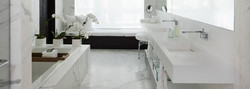Banheira em Mármore Calacata