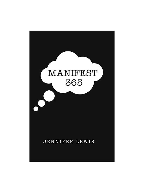 MANIFEST 365 BOOK