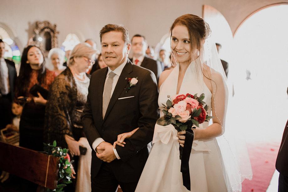 Ceremonia boda club hato grande